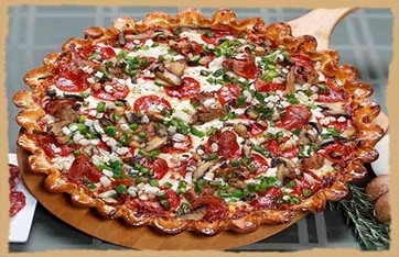 Picture of Deluxe Pizza-Catering