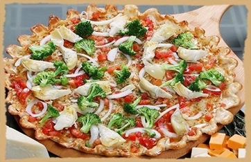 Picture of Californian Pizza-Catering