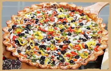 Picture of Veggie Pizza-Catering